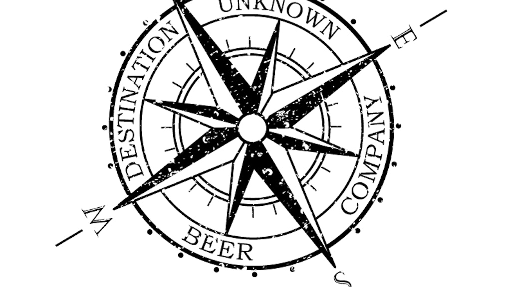 Destination Unknown Beer Company project video thumbnail