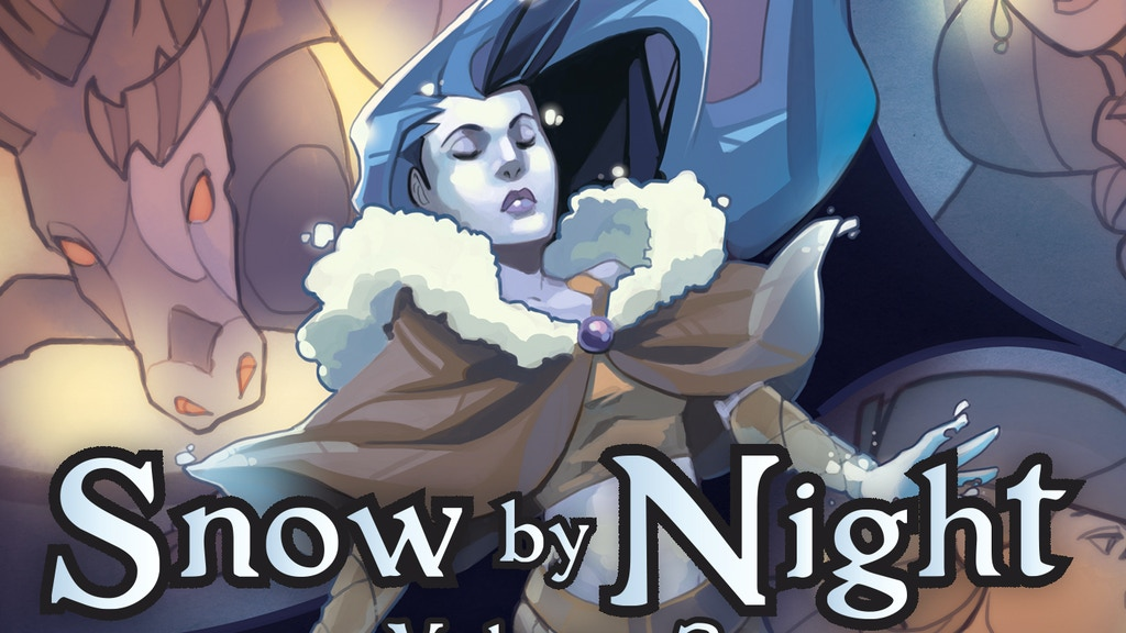 Snow by Night: Volume 2 project video thumbnail