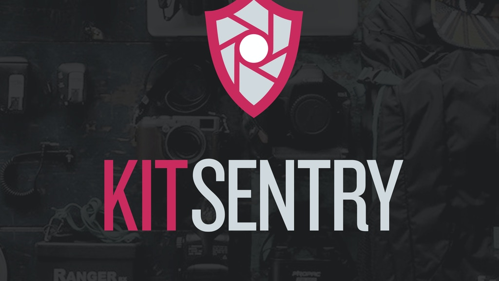 KitSentry - The Next Generation Smart Bag Is Here project video thumbnail