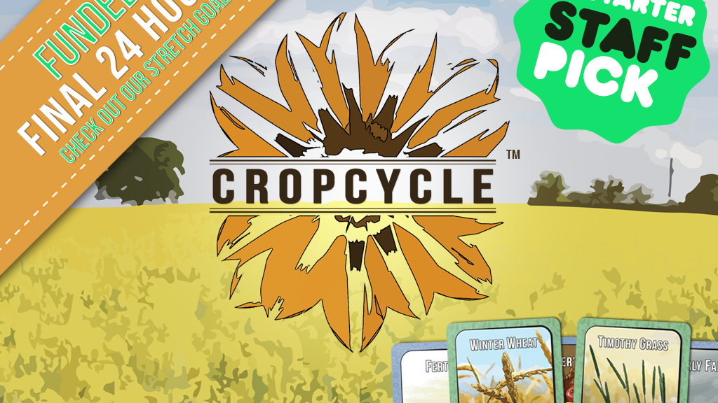 Crop Cycle 2015 project video thumbnail