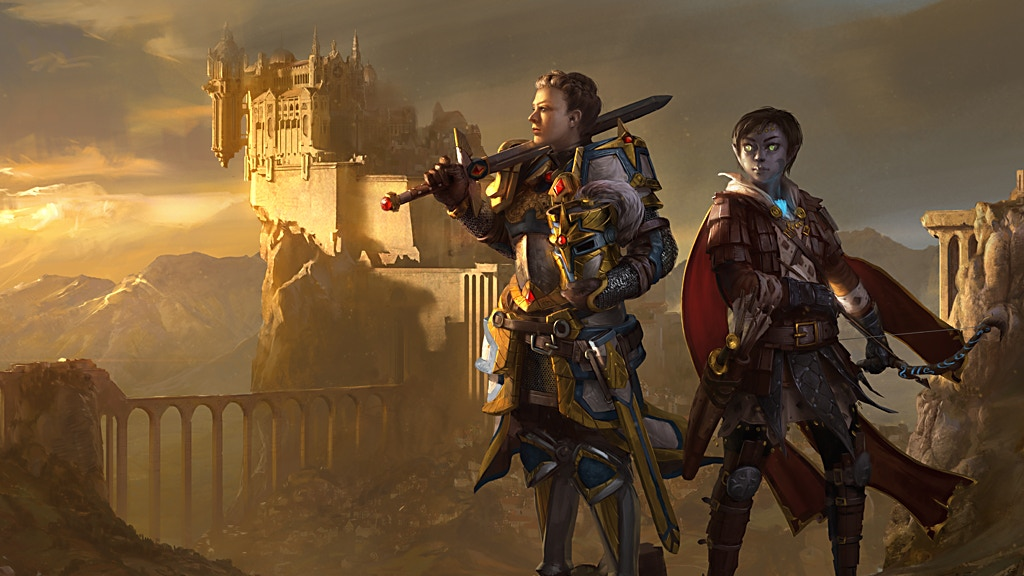 Project image for Mooncrest: Former BioWare devs fuse story & tactical action
