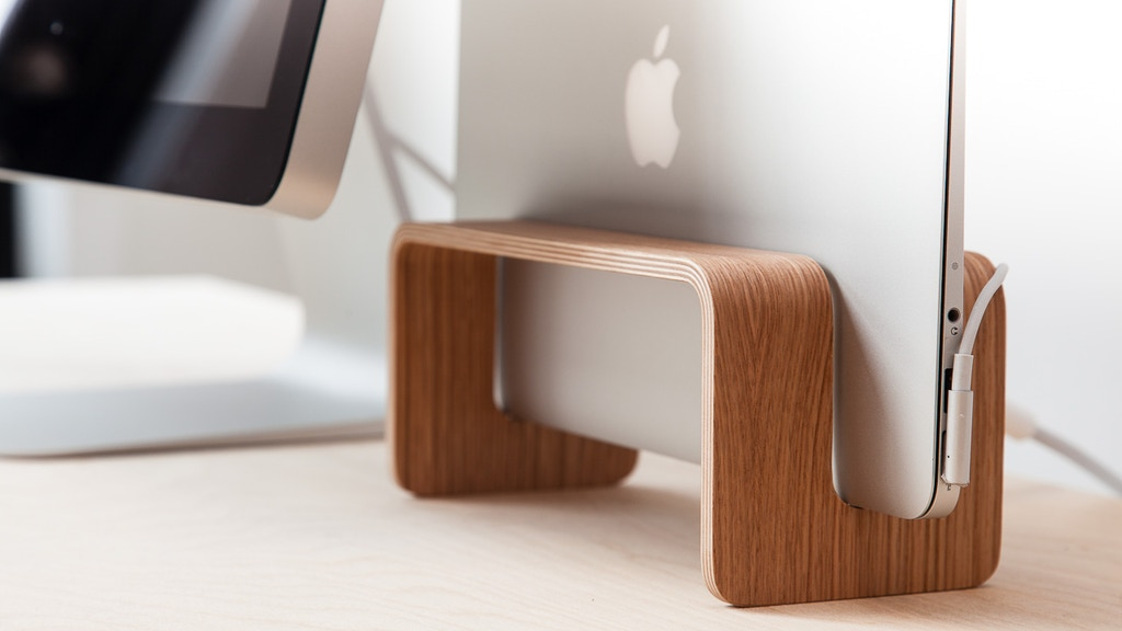 MacBook Rack - Nordic Appeal project video thumbnail
