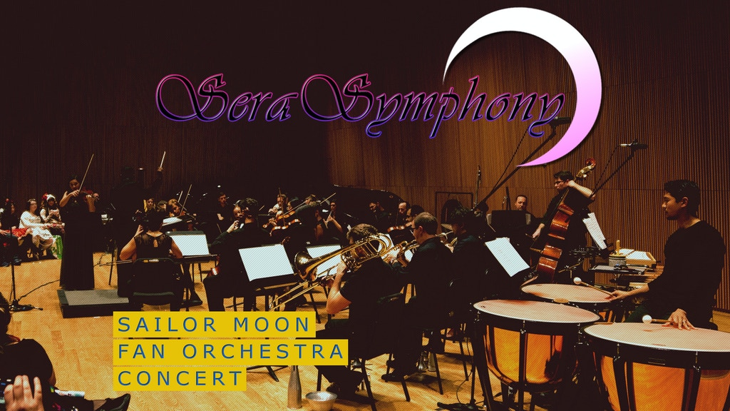 SERASYMPHONY Sailor Moon LA Concert project video thumbnail