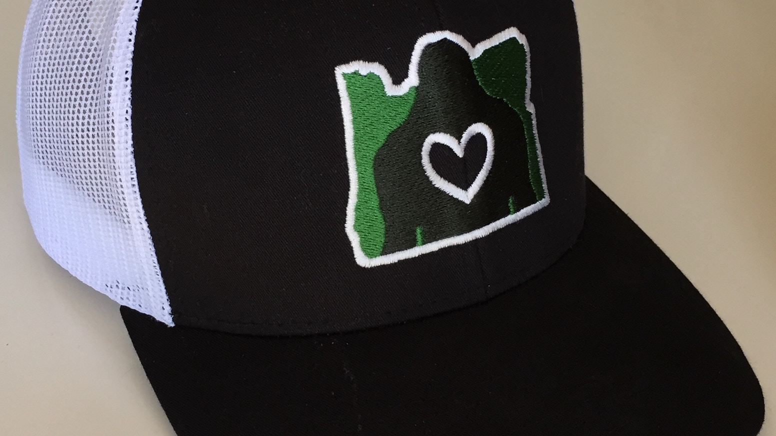 Sasquatch Love Oregon Trucker Hats by Jeff Bethke — Kickstarter be2fa0f488b