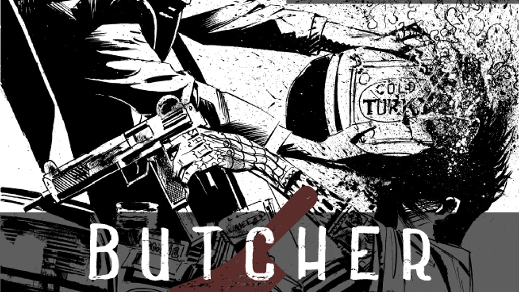 BUTCHER: A LESSON IN CRIMINALITY #1 project video thumbnail