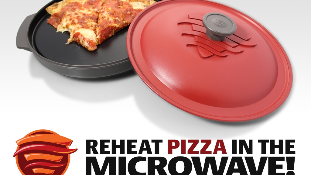 Project image for Reheatza Microwave Pizza Pan
