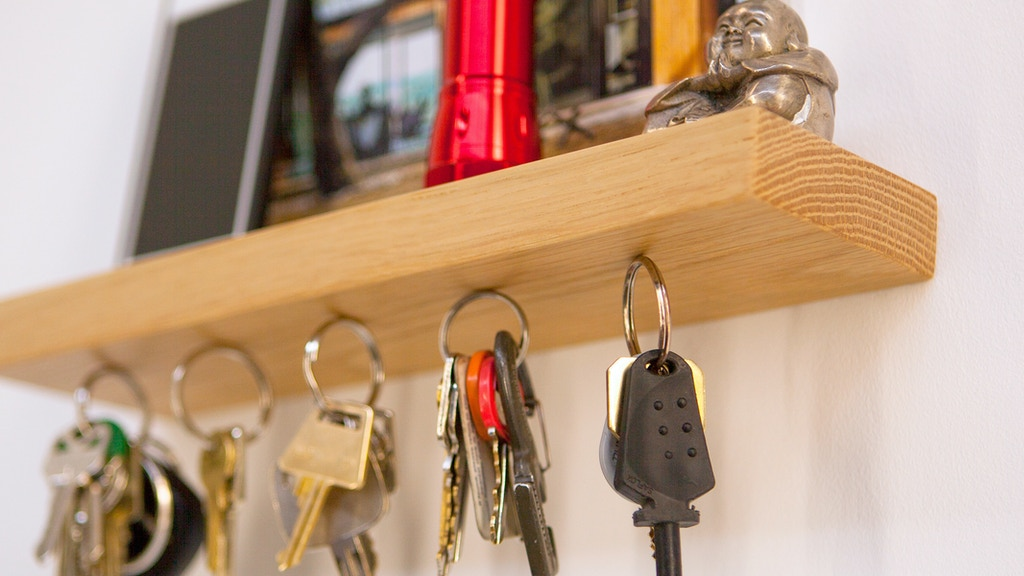 Rackless – the key rack that makes your keys float in midair project video thumbnail