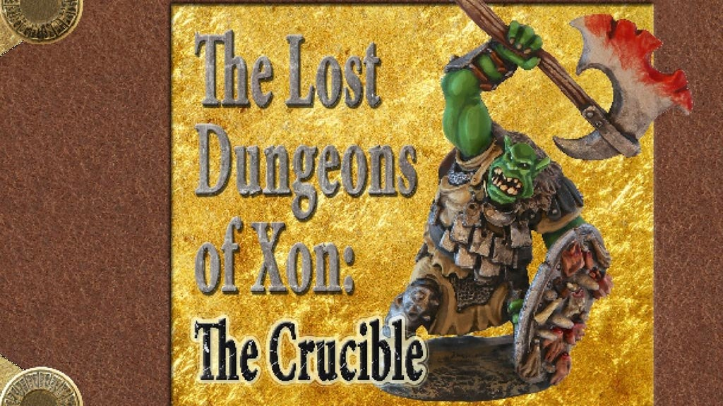 The Lost Dungeons of Xon: An Innovative RPG Adventure project video thumbnail