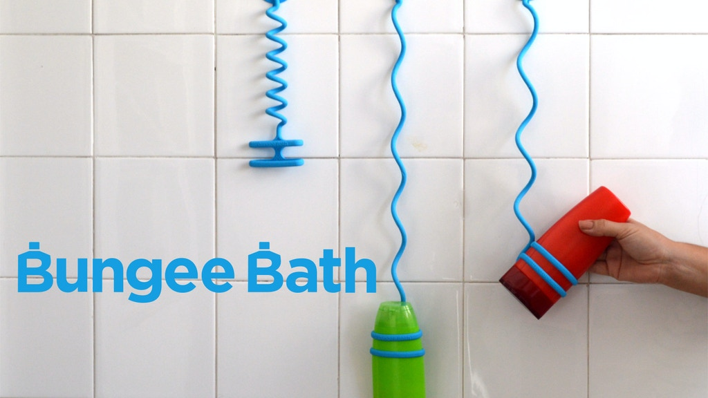 Bungee Bath: Sleek Fun in the Shower project video thumbnail