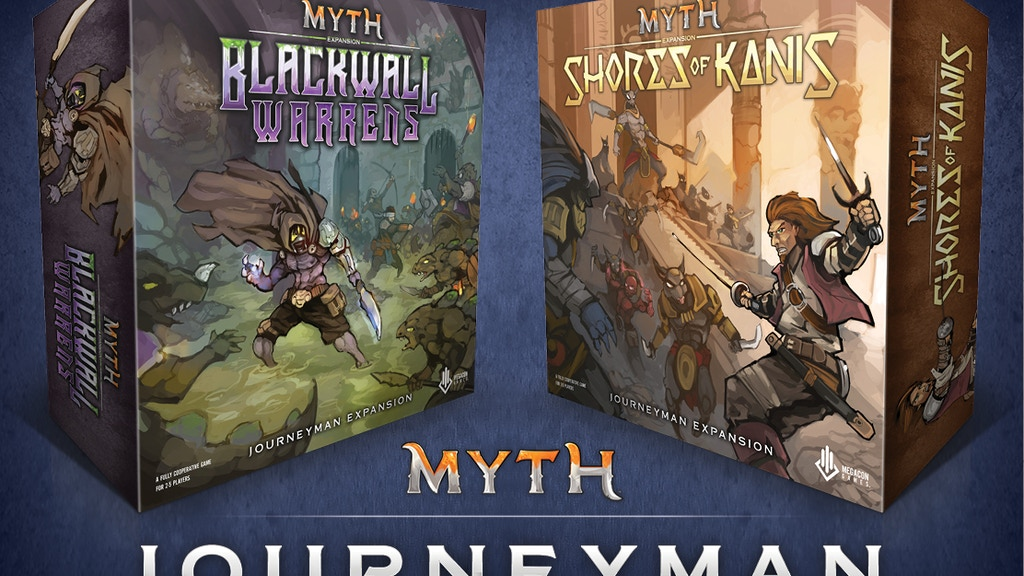 MYTH: Journeyman project video thumbnail