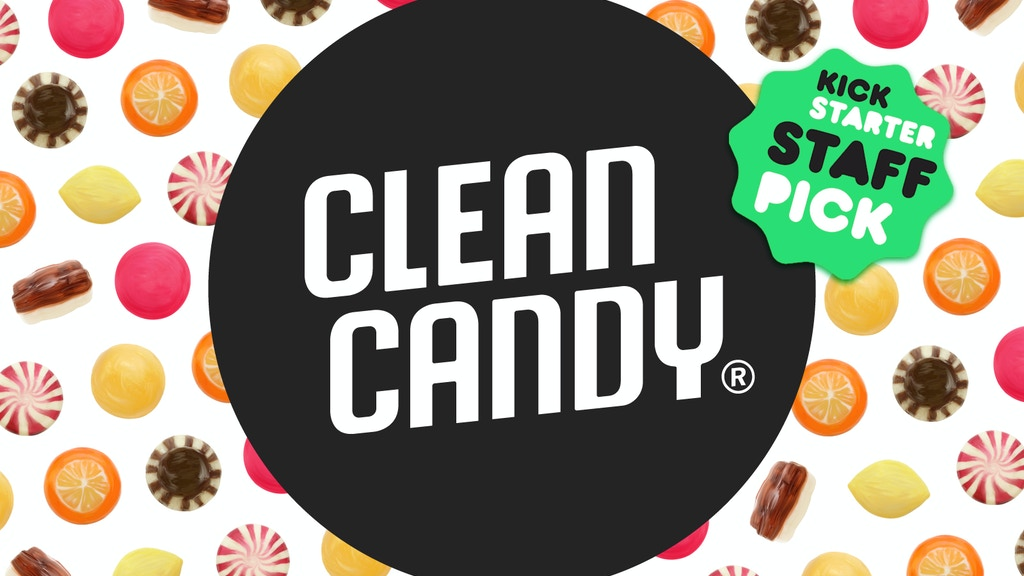 CleanCandy Organic & Fair Trade Hard Candy - SUGAR GONE GOOD project video thumbnail