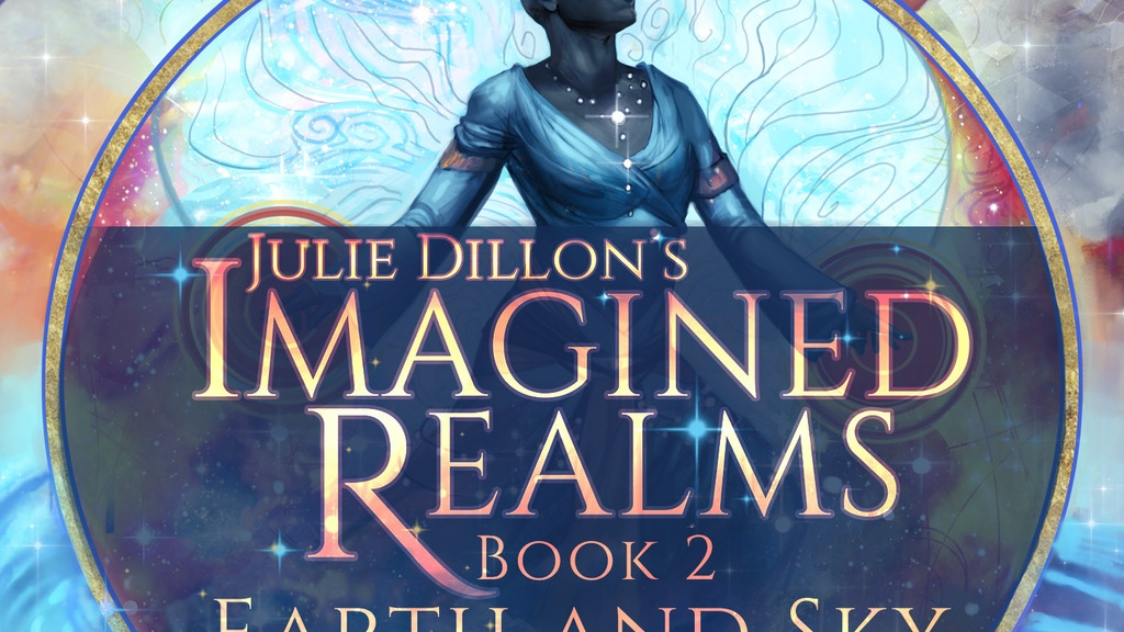 Imagined Realms Book 2 : A Scifi Art Book by Julie Dillon project video thumbnail