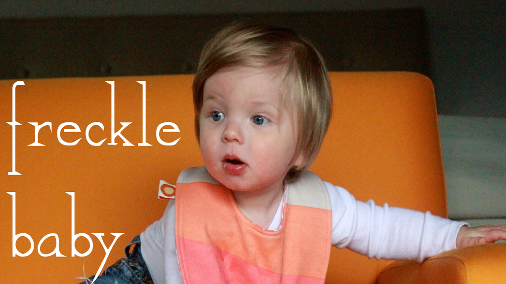 Freckle Baby, Solving Baby Dilemmas One Bib At A Time project video thumbnail