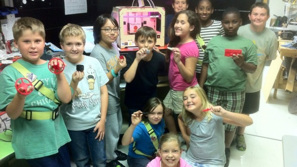 Project image for 3D Printer Program for ALL SCHOOLS!