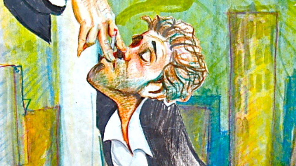 Tom Waits For No One: The Illustrated Scrapbook project video thumbnail