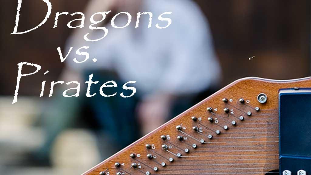 Dragons vs. Pirates, New Steampunk Album by Marc Gunn project video thumbnail