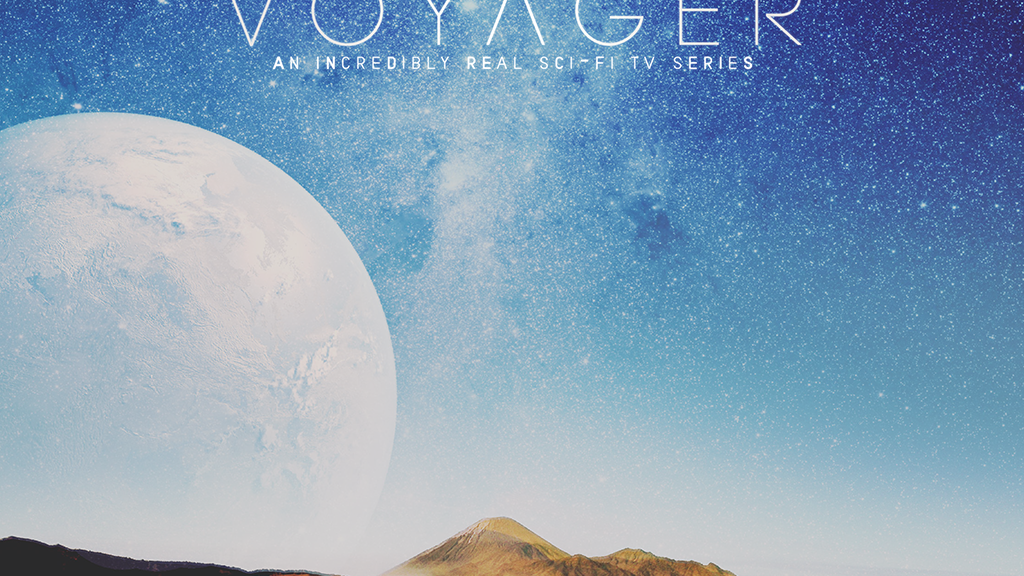 VOYAGER - A Sci-Fi Series Based On Events From A Near Future project video thumbnail