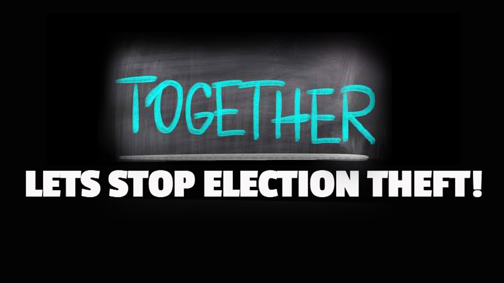 Computerized Election Theft: Enough Already! Let's Stop It! project video thumbnail