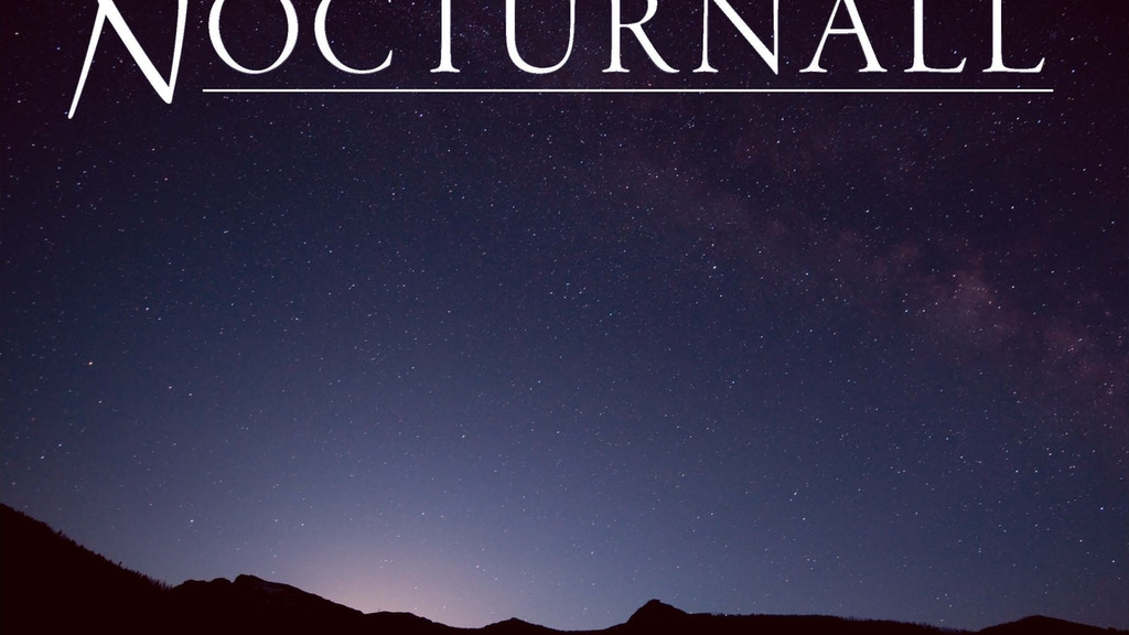 Nocturnall, A Coda to the River of Souls Trilogy project video thumbnail
