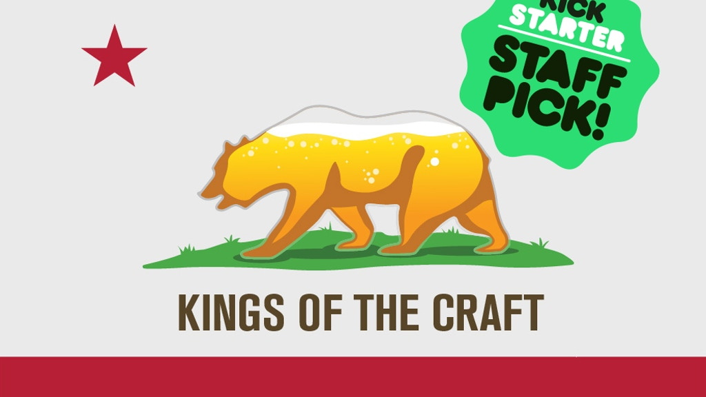 Kings of the Craft: a Craft Beer TV Series project video thumbnail