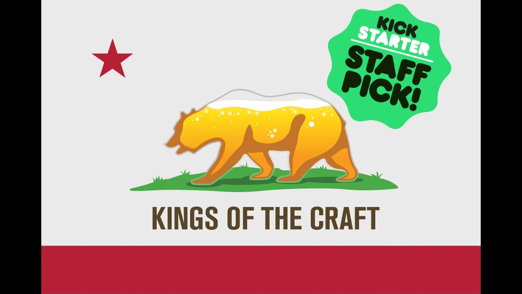 Kings of the craft a craft beer tv series by kings of the for Craft kings wv menu