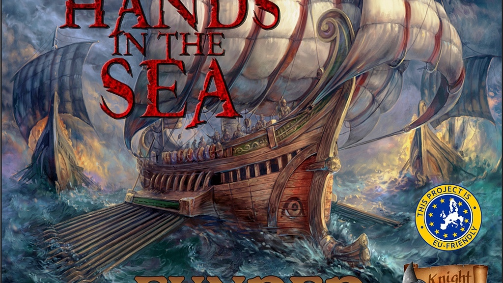 Hands in the Sea – A two player card driven wargame project video thumbnail