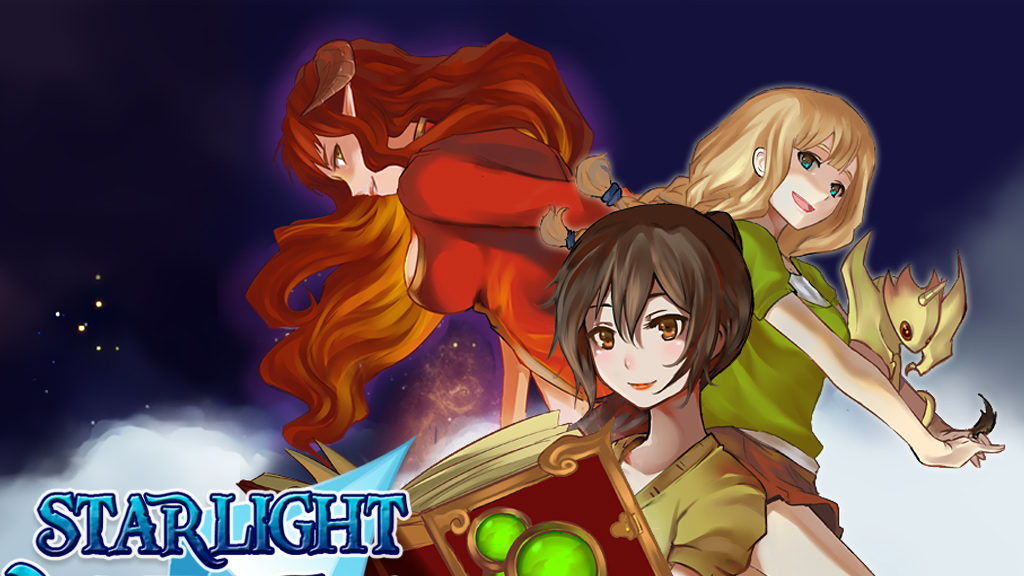 Starlight Vega - Visual Novel project video thumbnail
