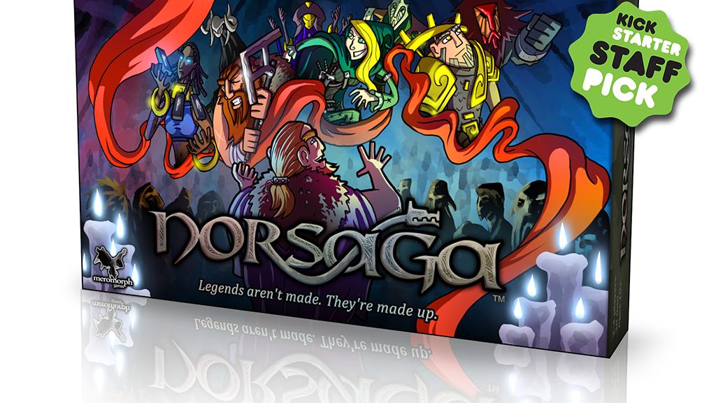Norsaga project video thumbnail