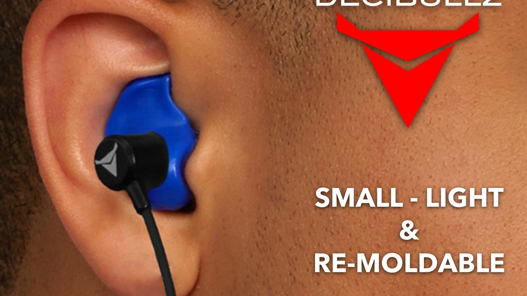 Decibullz - The First Wireless Custom Molded Earbuds project video thumbnail