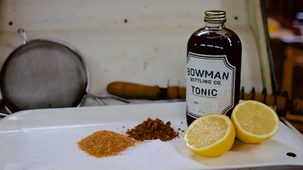 Bowman Bottling Co. Tonic project video thumbnail