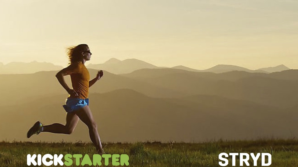 Stryd – The World's First Wearable Power Meter for Running project video thumbnail