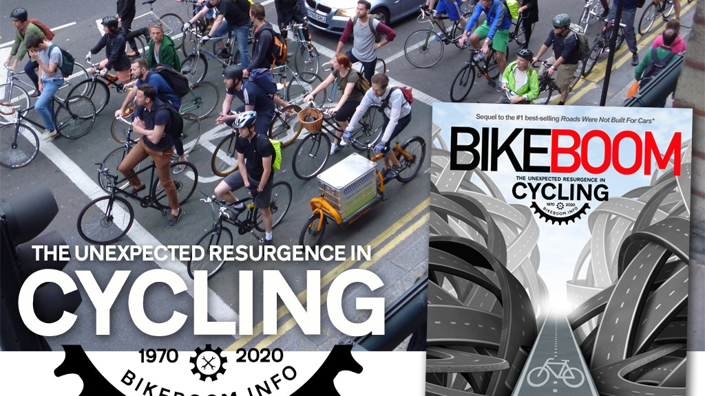 Bike Boom – the book project video thumbnail
