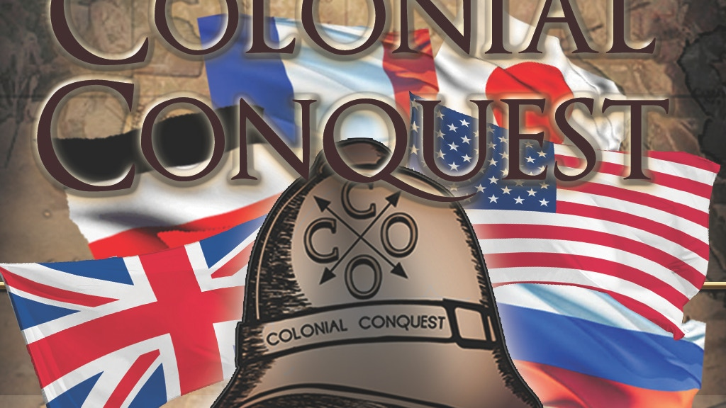 Colonial Conquest project video thumbnail