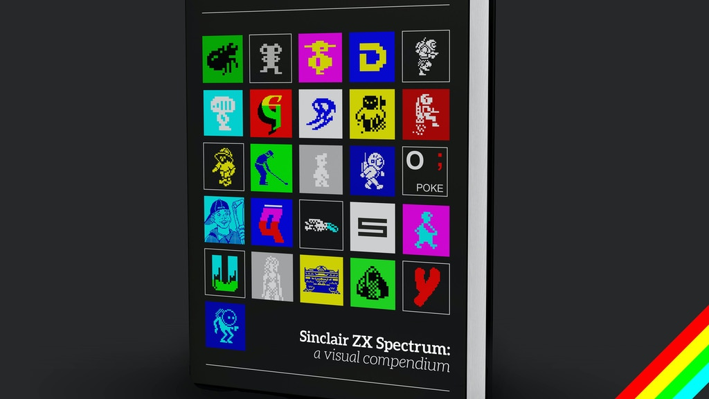 ZX Spectrum: a visual compendium by BITMAP BOOKS project video thumbnail