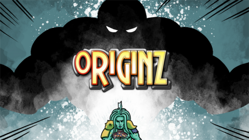ORIGINZ - The Superpowered Card Game project video thumbnail