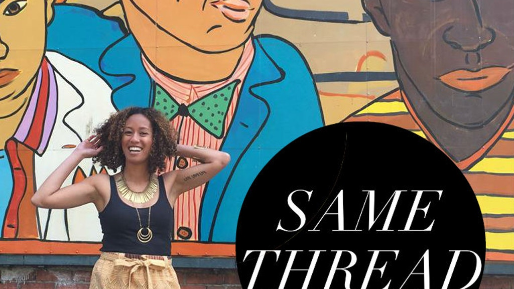 Same Thread: Ethical Fashion Providing Economic Opportunity project video thumbnail