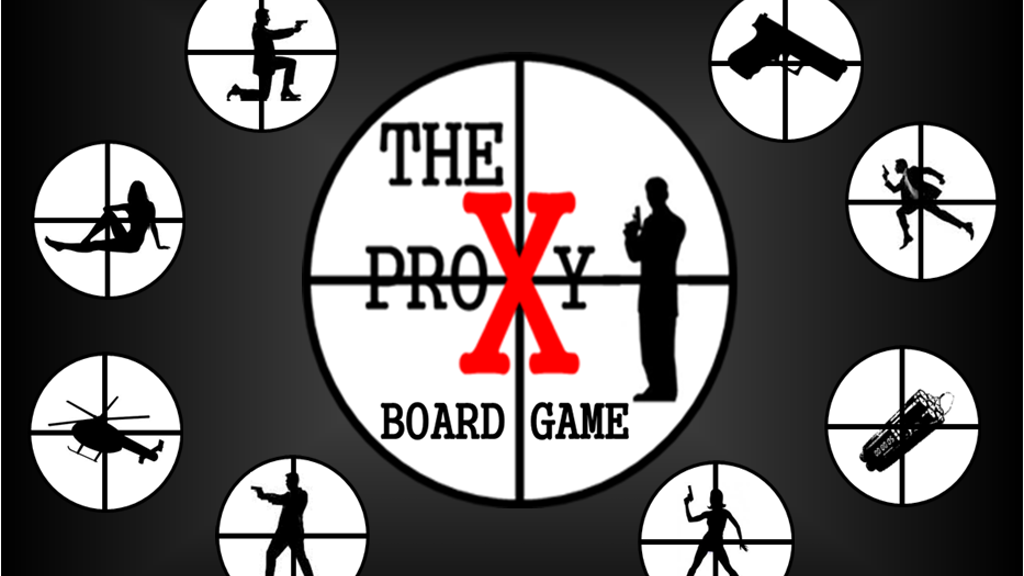 Project image for The Proxy - Ultimate Board Game