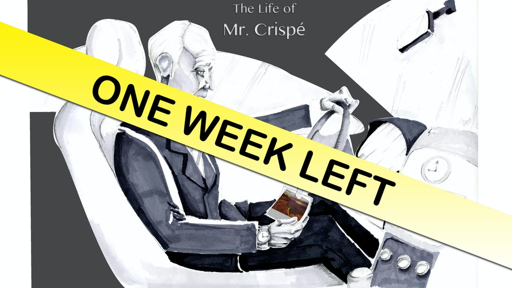 The Life of Mr. Crispé (Short Length Film) project video thumbnail