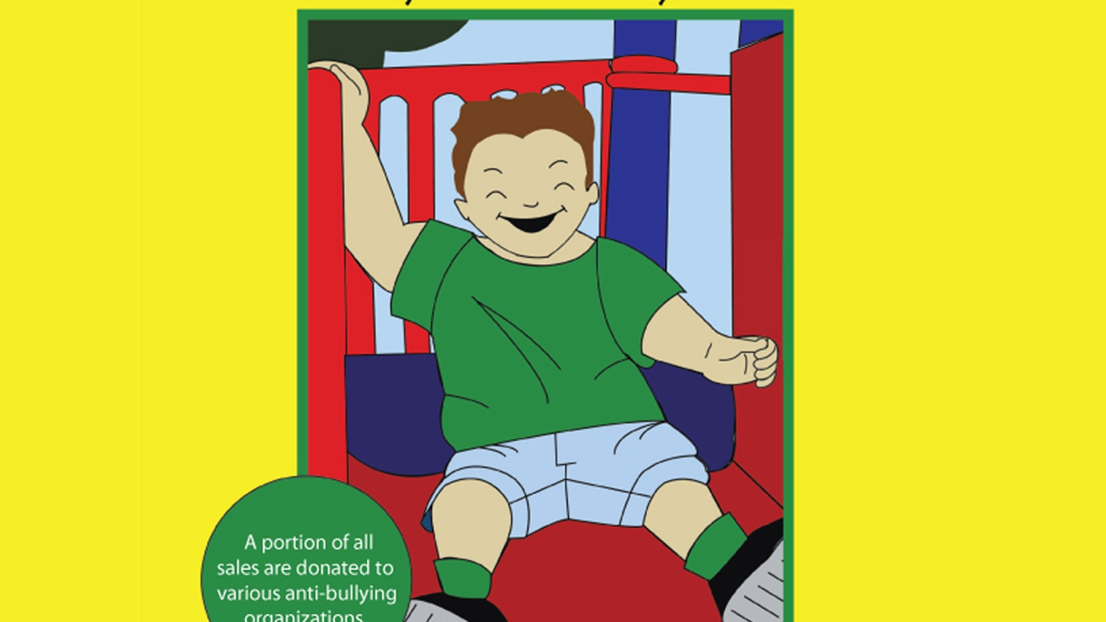 My Friend Clyde A Childrens Picture Book About Bullying