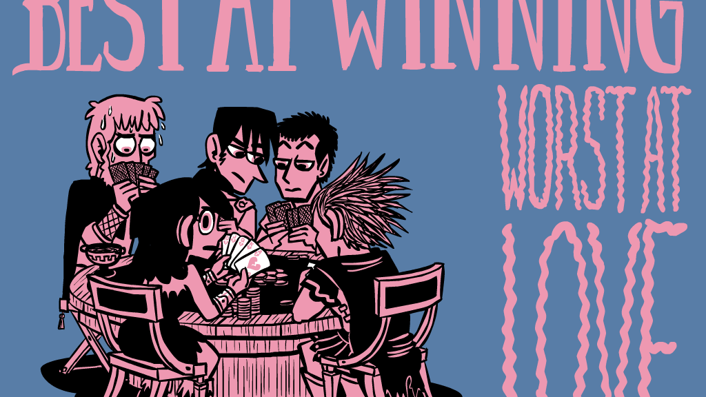Gastrophobia Volume 3: Best at Winning, Worst at Love project video thumbnail