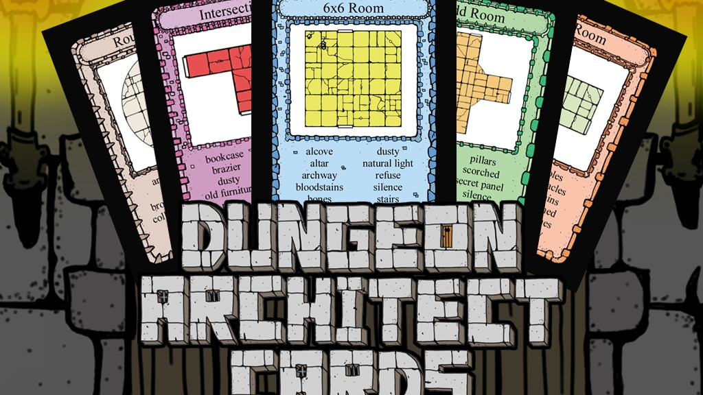 DAC: Dungeon Architect Cards project video thumbnail