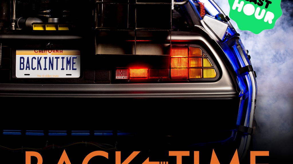 Back in Time - A Back to the Future Documentary - FINAL HOUR project video thumbnail