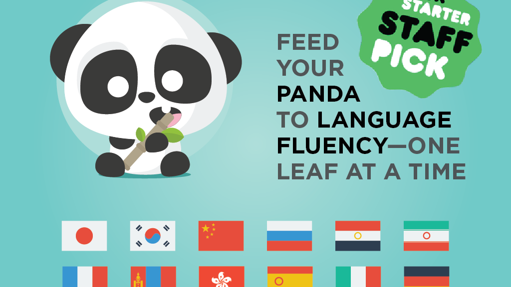 Fluent Panda — Forget about forgetting languages project video thumbnail