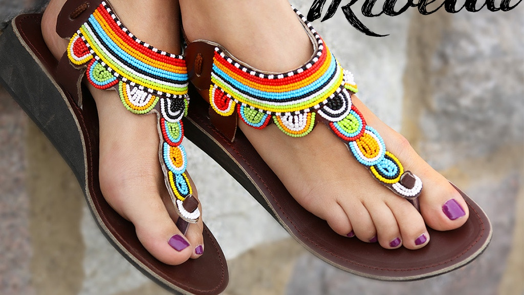 dab128190c182 Ikwetta - African Handmade Leather Sandals and Belts by Leela ...