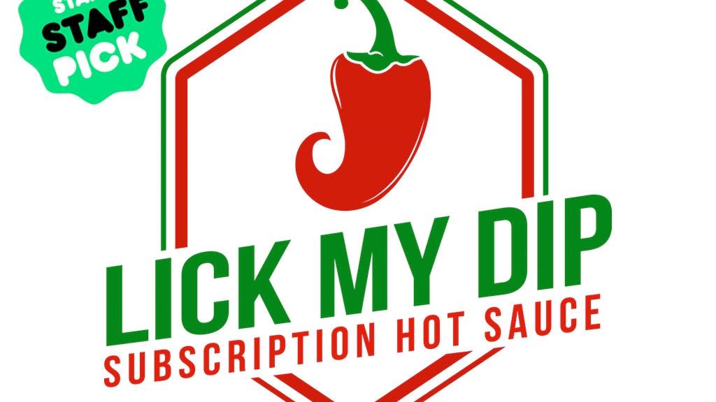 Lick My Dip project video thumbnail