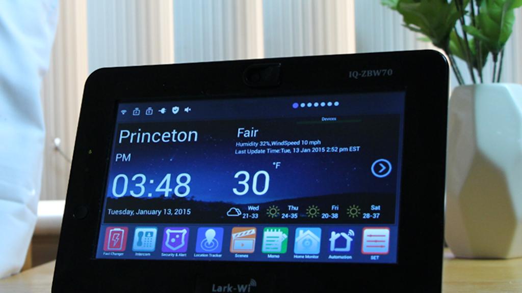 Creek: Smart Home Hub,Smart Clock, Wi-Fi Intercom and more. project video thumbnail