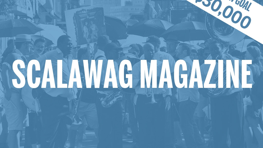 Scalawag: The new magazine for Southern politics and culture project video thumbnail