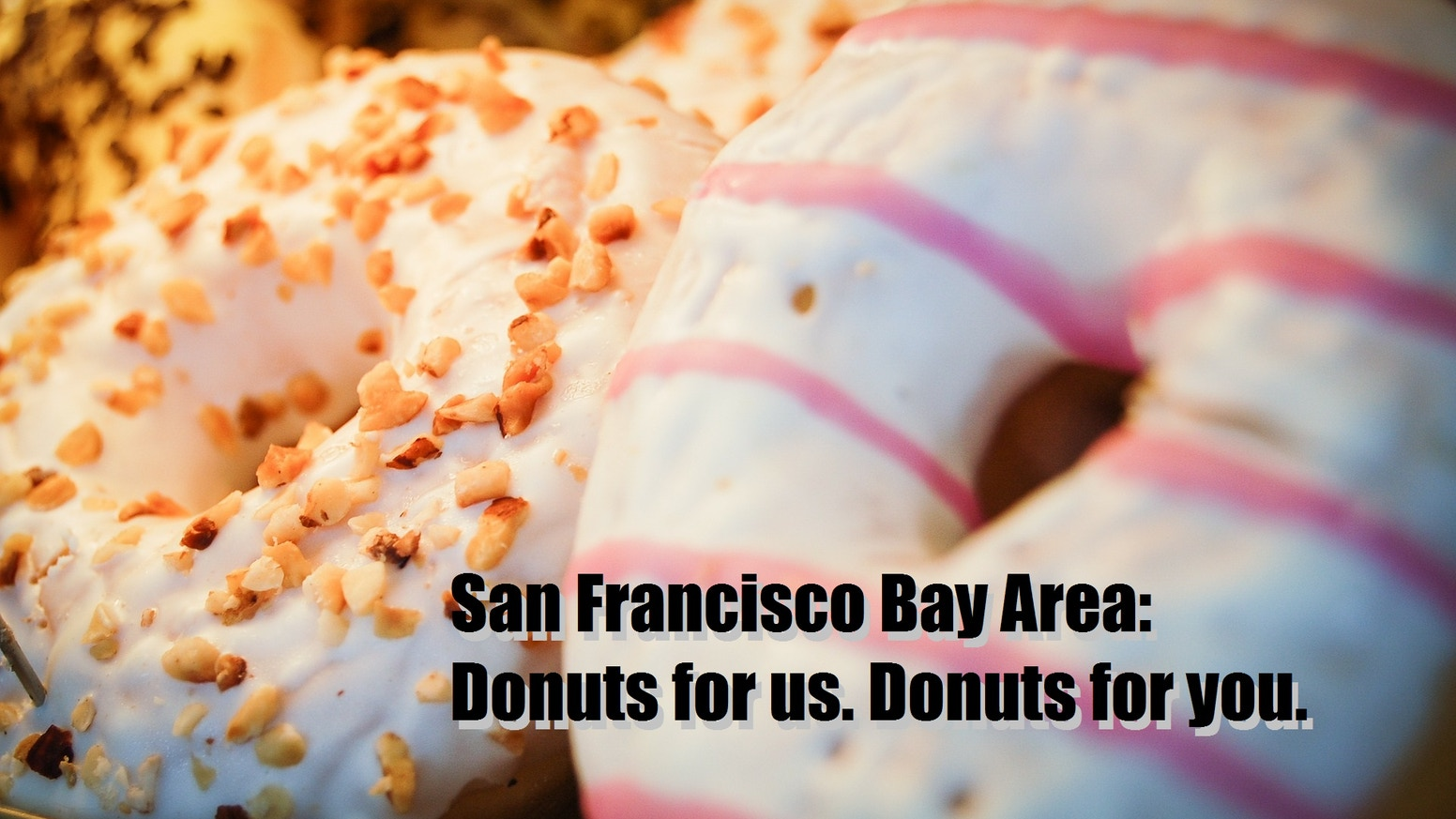 Donuts for us donuts for you by marcel munro kickstarter for Munroe motors san francisco ca