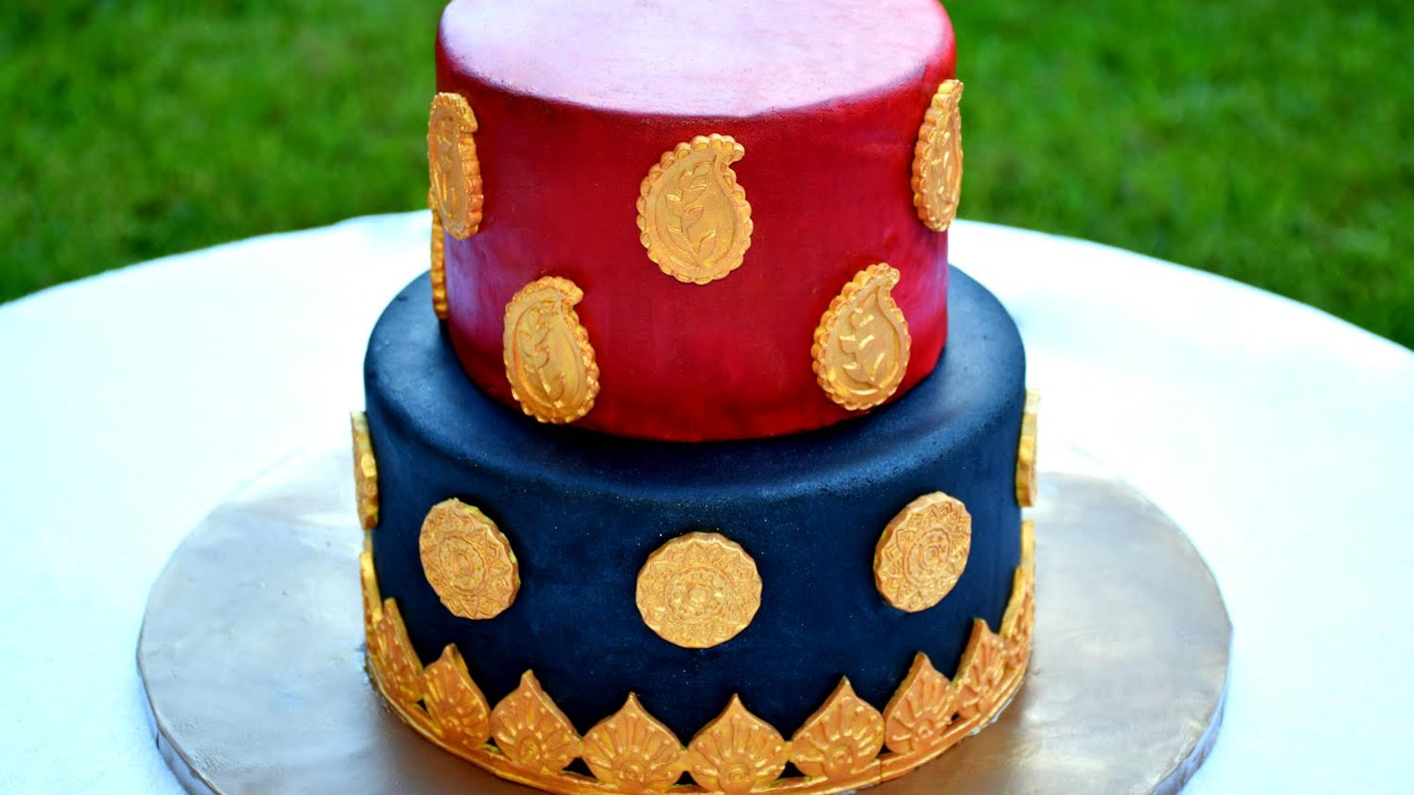 Sugar Creations Molds Make Exotic Cakes In Minutes By Deepa