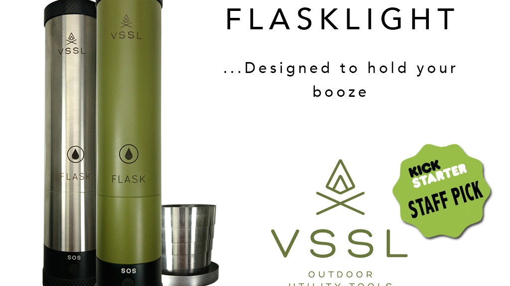 VSSL Flask Light project video thumbnail